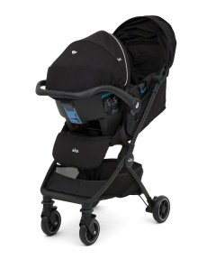 Joie Pact Travel System - Coal
