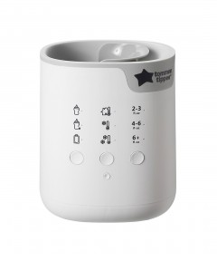 Tommee Tippee All-In-One Advanced Bottle & Pouch Warmer