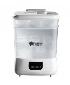 Tommee Tippee Electric Steam Sterilizer And Dryer - The Clash
