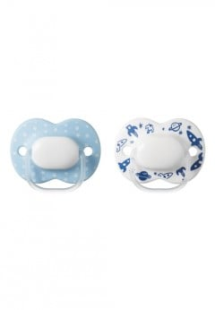 Tommee Tippee Little London Soother 0-6 months - 2 Pack