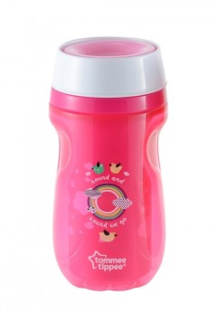 Tommee Tippee 360 Insulated Cup 260ml - Pink