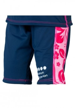 Konfidence UV Sun Protection Shorts 1-2 Years - Pink