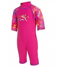 Zoggs Sun Protection Swimwear 1-2 years - Pink