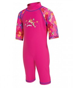 Zoggs Sun Protection Swimwear 2-3 years - Pink