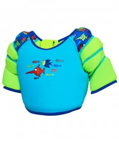 Zoggs Sea Saw Water Wing Vest - 1-2 Years