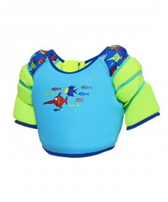 Zoggs Sea Saw Water Wing Vest - 2-3 Years