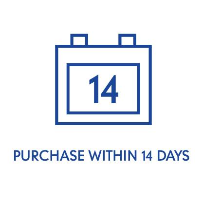 Purchase Within 14 Days