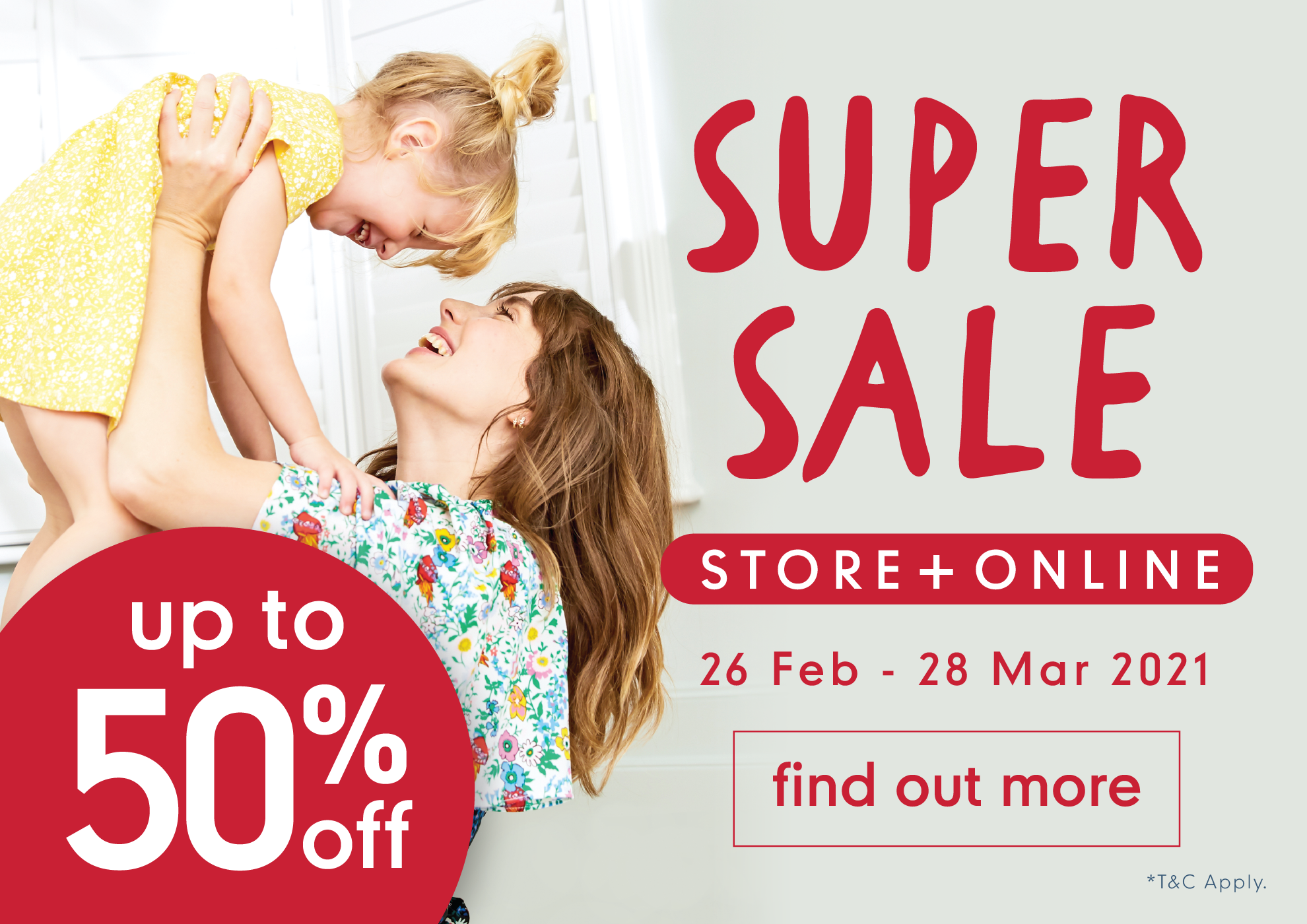 super sale catalog