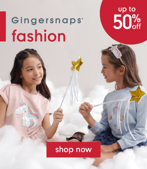 gingersnaps fashion