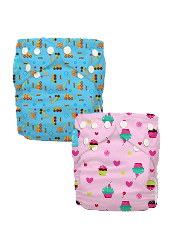 Reusable & Swim Nappies