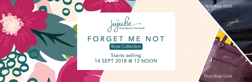 Jujube - Forget Me Not