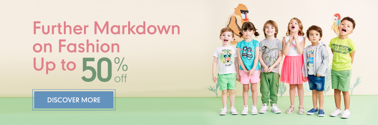 Up to 50% Off Markdown Clothing